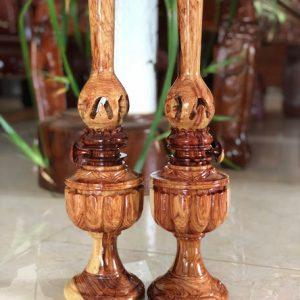 đèn thờ gỗ cẩm lai